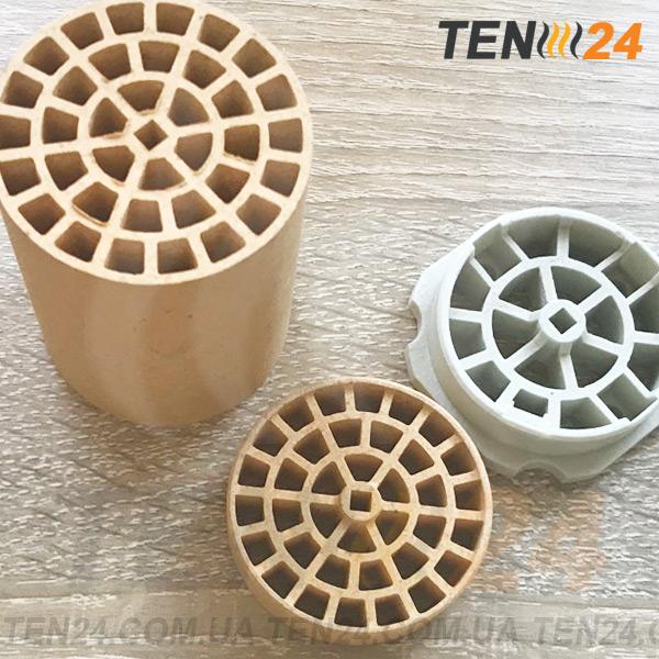 Керамические кордиеритовые модули для сухих ТЭНов