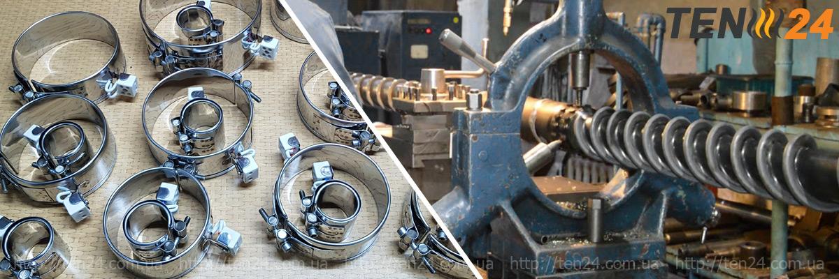 Нагреватели на замену для ремонта экструдера